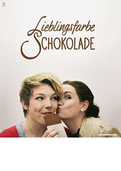 Lieblingsfarbe Schokolade